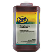 Zep Professional® Cherry Industrial Hand Cleaner, Cherry, 1 gal Bottle, 4/Carton Item: AMR1045073