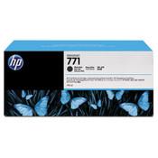 HP HP 771, (B6Y39A) 3-pack Matte Black Original Ink Cartridges Item: HEWB6Y39A