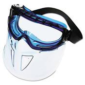 KleenGuard™ V90 Series Face Shield, Blue Frame, Clear Lens Item: KCC18629
