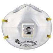 3M™ Particulate Respirator 8210V, N95, Cool Flow Valve, 10/Box Item: MMM8210V