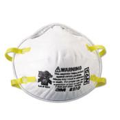 3M™ Lightweight Particulate Respirator 8210, N95, 20/Box Item: MMM8210