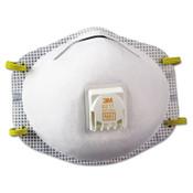 3M™ Particulate Respirator 8211, N95, 10/Box Item: MMM8211