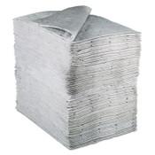 3M™ Sorbent Pads, High-Capacity, Maintenance,0.375gal Capacity, 100/Carton Item: MMMMPD1520DD