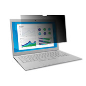 "3M™ Frameless Blackout Privacy Filter for 14.1"" Widescreen Laptop, 16:10 Aspect Ratio Item: MMMPF141W1B"