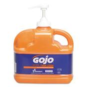 8520015220840, SKILCRAFT, GOJO Pumice Hand Cleaner, Fresh Citrus, 0.5 Gal Pump Bottle, 6/Carton Item: NSN5220840