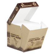7530016110277 SKILCRAFT Recycled Copy Paper, 92 Bright, 20lb, 8.5 x 11, White, 2,500/Carton Item: NSN6110277