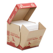 7530016111896 SKILCRAFT Recycled Copy Paper, 92 Bright, 20lb, 8.5 x 11, White, 500 Sheets/Ream, 5 Reams/Carton Item: NSN6111896