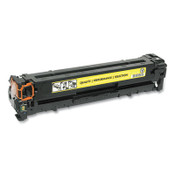 AbilityOne® 7510016901908 Remanufactured CB542A (125A) Toner, 1,400 Page-Yield, Yellow Item: NSN6901908