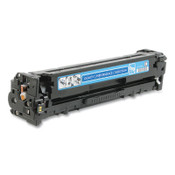 AbilityOne® 7510016902258 Remanufactured CF211A (131A) Toner, 1,800 Page-Yield, Cyan Item: NSN6902258