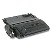 AbilityOne® 7510016902908 Remanufactured Q1338A (38A) Toner, 12,000 Page-Yield, Black Item: NSN6902908