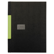 Oxford™ Idea Collective Professional Casebound Hardcover Notebook, 8 1/4 x 11 3/4, Black Item: TOP56891